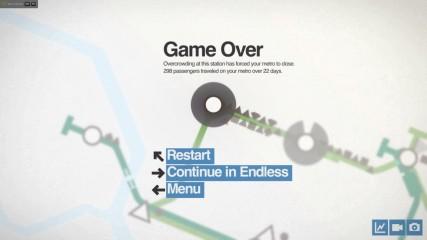 Game Over - El mapa de Berlin me revienta bastante...