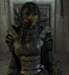 In the end I decided I would combine my new found valour as a member of the Blades and the Mages College to overcome the next episode of my life.